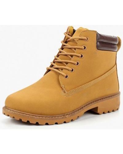 Кожаные ботинки осенние Marquiiz