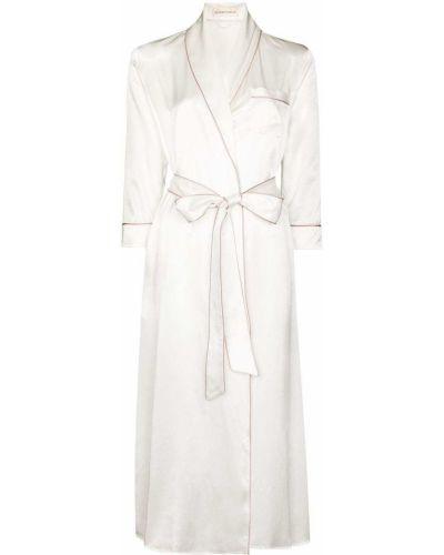 Вечернее платье длинное - белое Olivia Von Halle