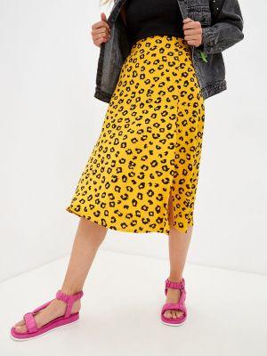 Желтая юбка Miss Gabby