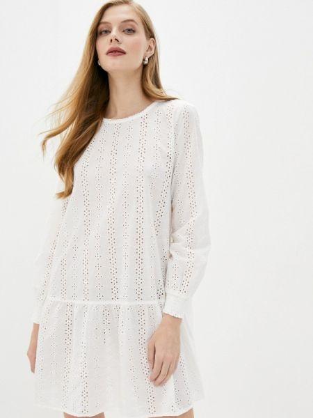 Белое платье B.young