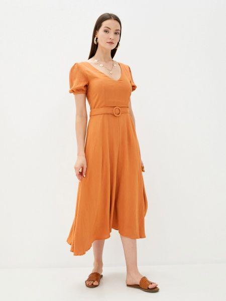 Платье - оранжевое Sweewe