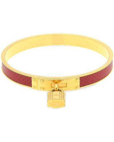 Złota bransoletka ze złota Hermes