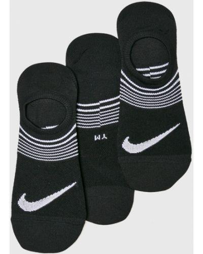 Колготы черные Nike Kids