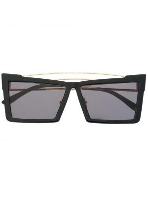 Czarne okulary Self-portrait