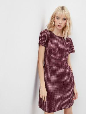 Повседневное платье - бордовое French Connection