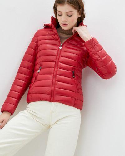 Теплая красная куртка Z-design