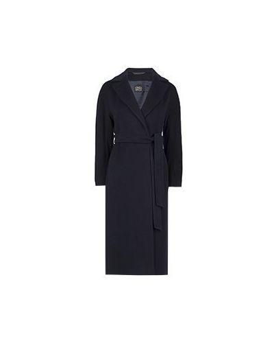 Синее пальто Cinzia Rocca