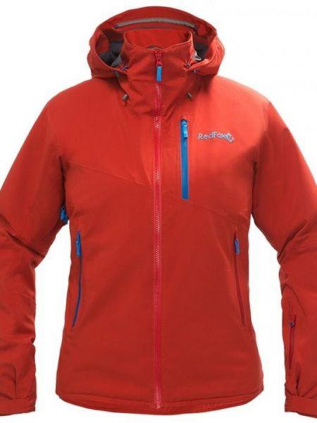 Куртка с капюшоном утепленная нейлоновая Red Fox