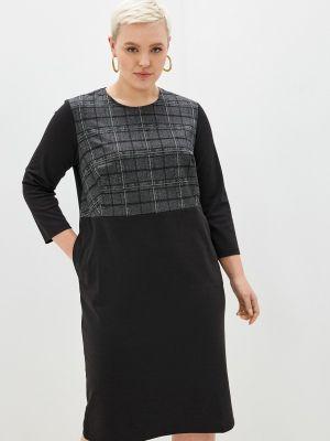 Повседневное платье - черное Svesta