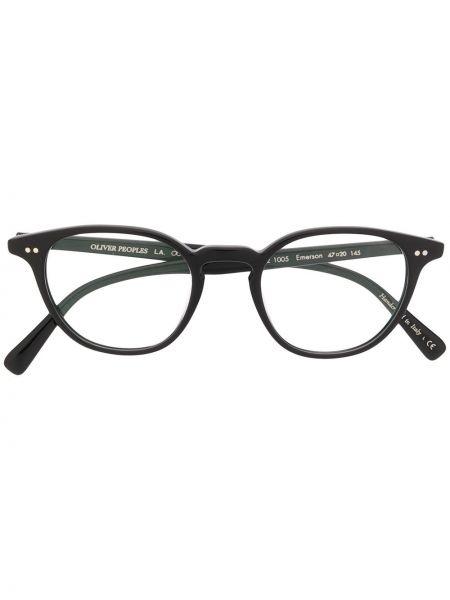 Очки - черные Oliver Peoples