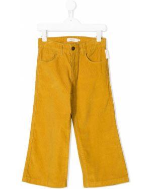 Классические желтые брюки Tiny Cottons