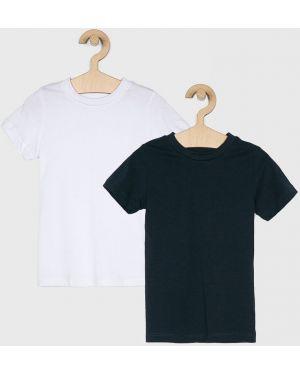 Темно-синяя футболка Blukids
