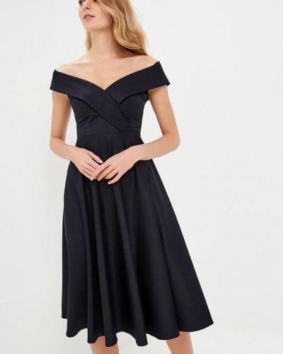 Платье - синее Anrostore