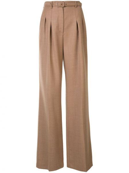 Свободные брюки с поясом с карманами Gabriela Hearst