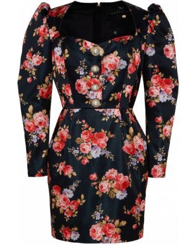 Платье футляр с декольте Maison Bohemique