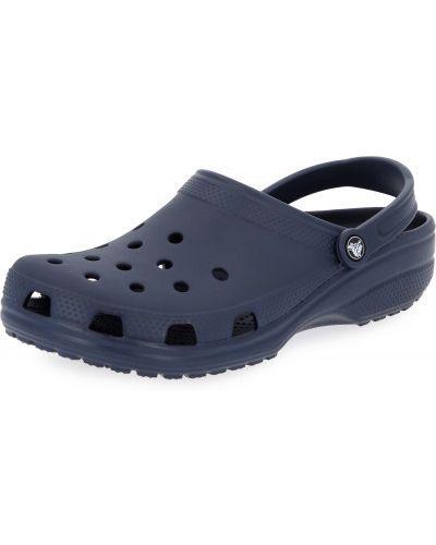 Облегченные синие шлепанцы для бассейна Crocs