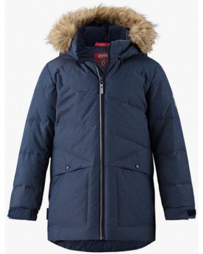 Синяя куртка Reima
