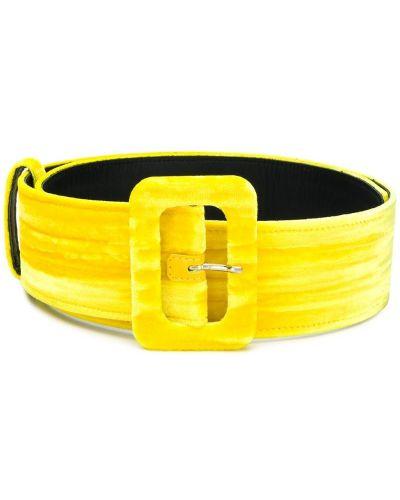 Ремень желтый Attico
