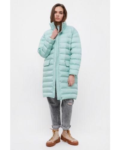 Пальто мятное Finn Flare