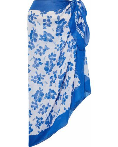 Pareo - niebieski Solid & Striped