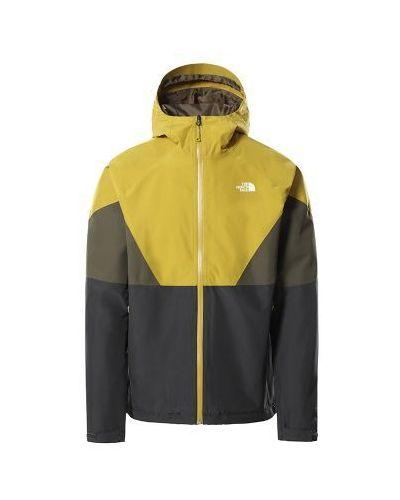 Żółta kurtka z paskiem The North Face