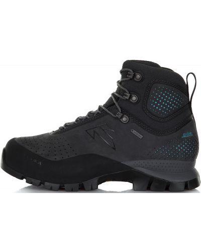 Ботинки трекинговые на шнуровке кожаные Tecnica
