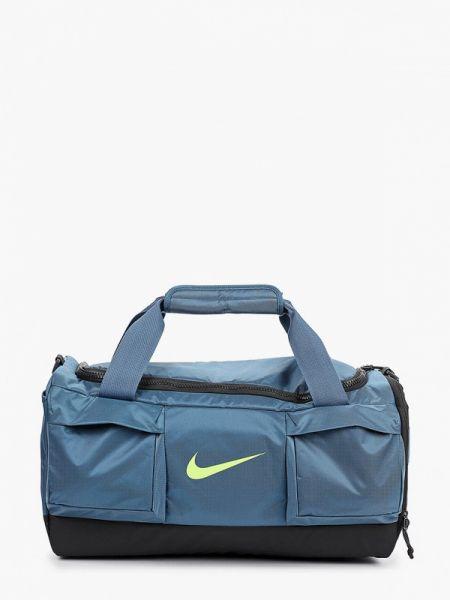 Спортивная сумка синий Nike