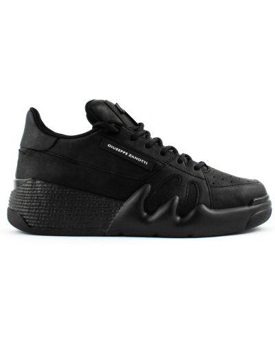 Czarne sneakersy Giuseppe Zanotti