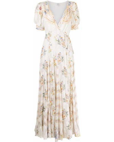 Платье макси длинное Hemant And Nandita