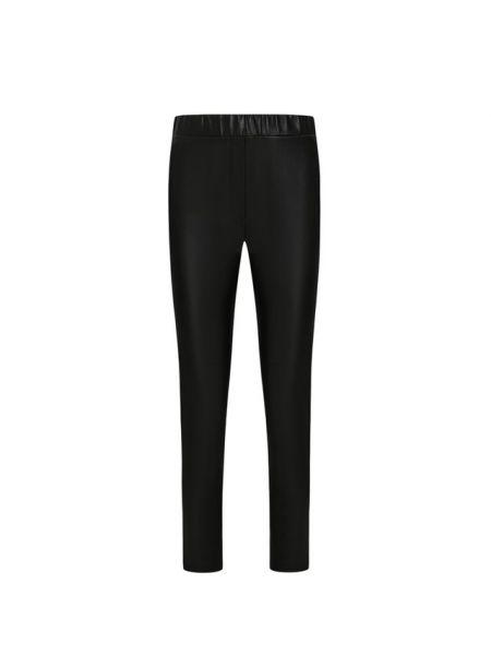 Укороченные брюки с поясом кожаные Bottega Veneta