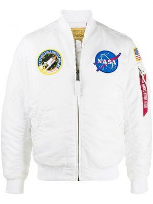 Куртка лоскутная с манжетами Alpha Industries