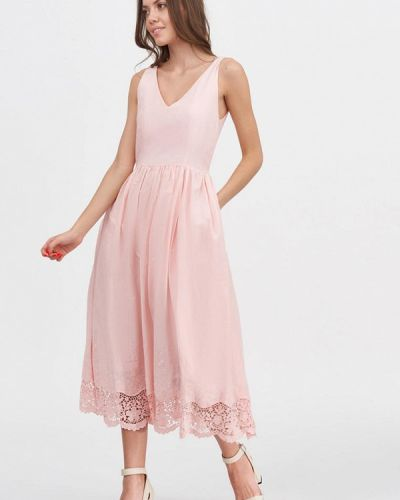 Розовое платье Natali Bolgar
