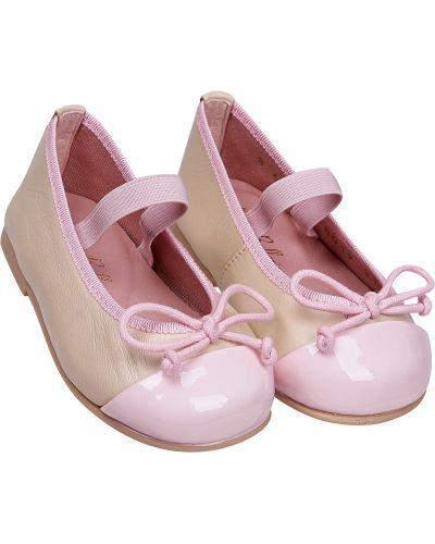 Бежевые туфли Pretty Ballerinas