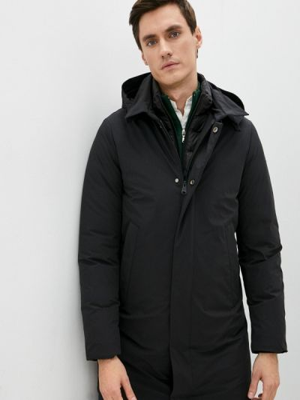 Длинная куртка - черный Hetrego
