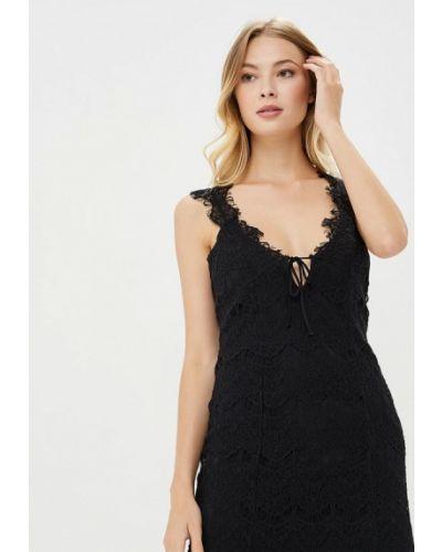 Черное вечернее платье Free People