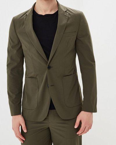 Зеленый пиджак Burton Menswear London