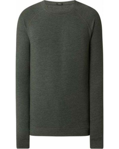Zielona bluza bawełniana Denham