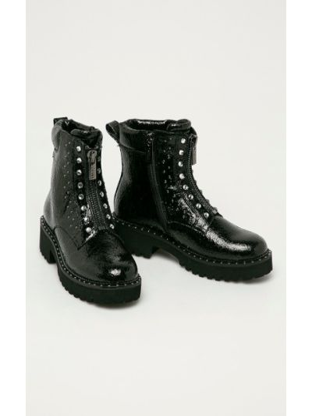 Кожаные ботинки Liu Jo