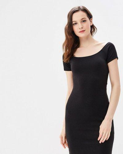 Черное платье весеннее Jennyfer