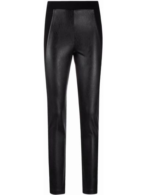 Укороченные брюки - черные D.exterior