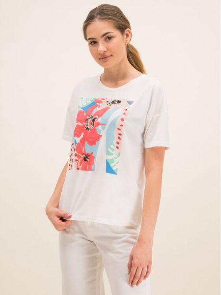 Beżowa t-shirt Laurel