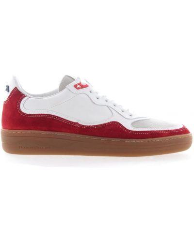 Białe sneakersy Floris Van Bommel
