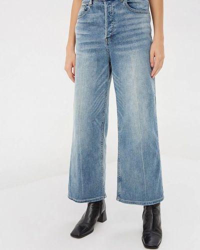 Широкие джинсы расклешенные Free People