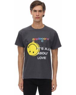 T-shirt bawełniany Applecore