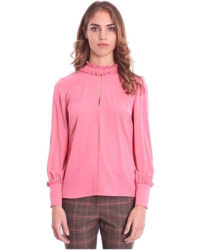 Różowa bluzka Luckylu