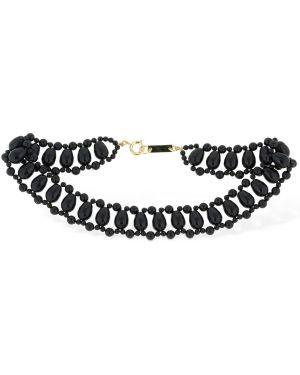 Ожерелье с бусинами стеклянный Isabel Marant