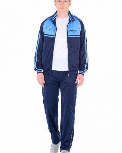 Синий спортивный костюм Montana