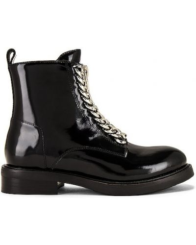 Кожаные полуботинки - черные Jeffrey Campbell