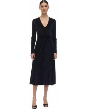 Платье миди макси с V-образным вырезом Rotate