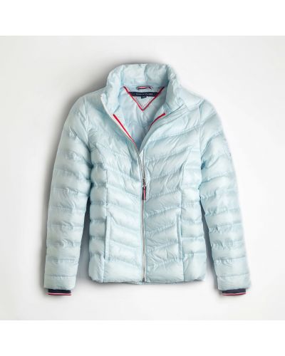 Куртка на молнии с воротником с карманами Tommy Hilfiger